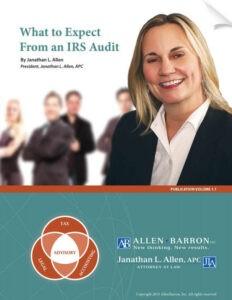San Diego IRS Audit Attorney Tax Lawyer