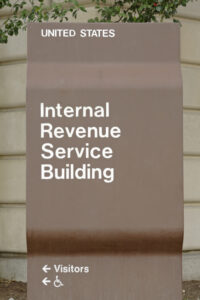 IRS Notice of Deficiency
