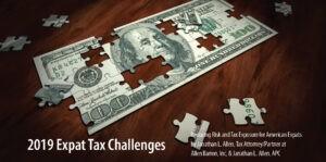 International Tax Attorney US Expatriate Tax Lawyer San Diego